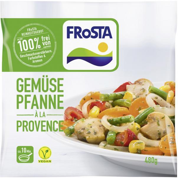 Frosta Gemüse Pfanne à la Provence
