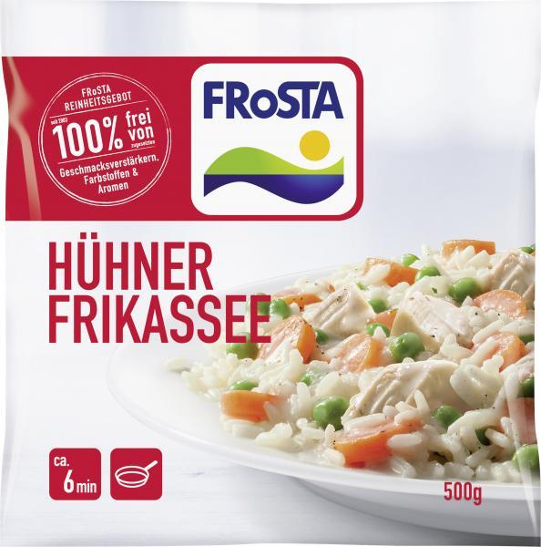 Frosta Hühner Frikassee