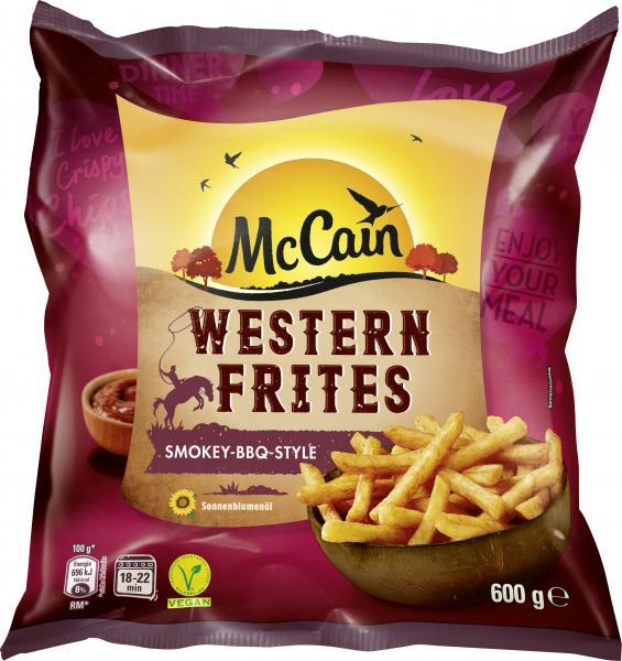 McCain Western Frites