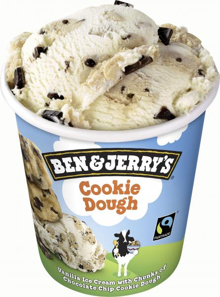 Ben & Jerry's Cookie Dough