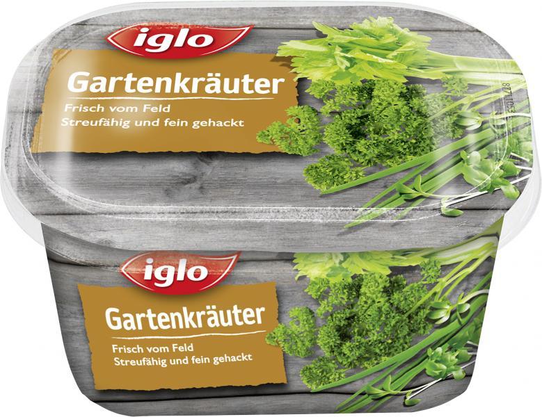 Iglo Frisch vom Feld Gartenkräuter