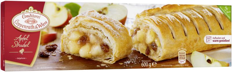 Coppenrath & Wiese Apfel-Strudel