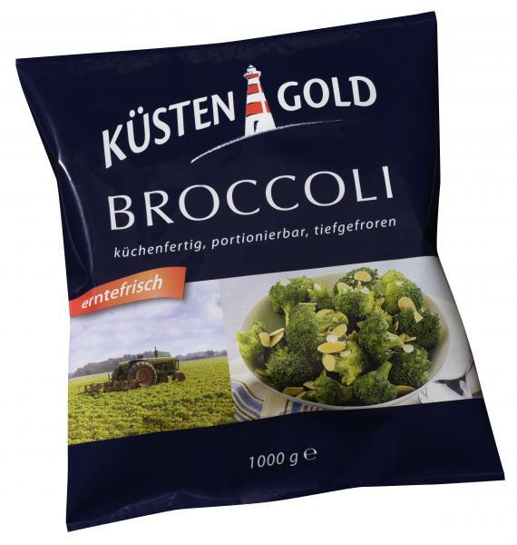 Küstengold Broccoli