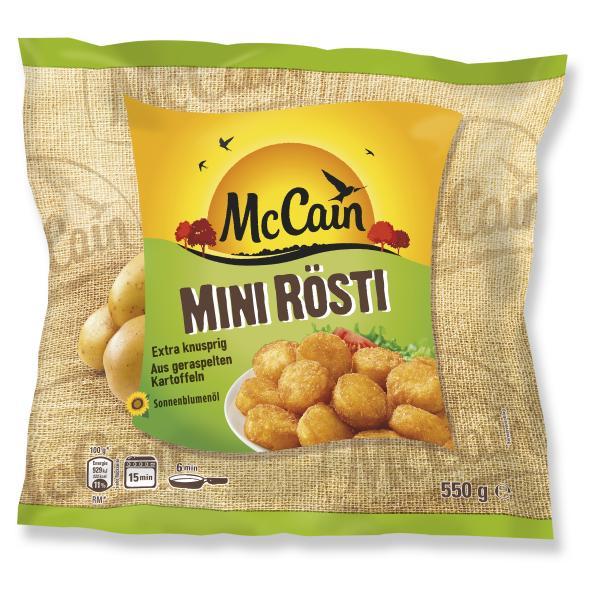 McCain Mini Rösti