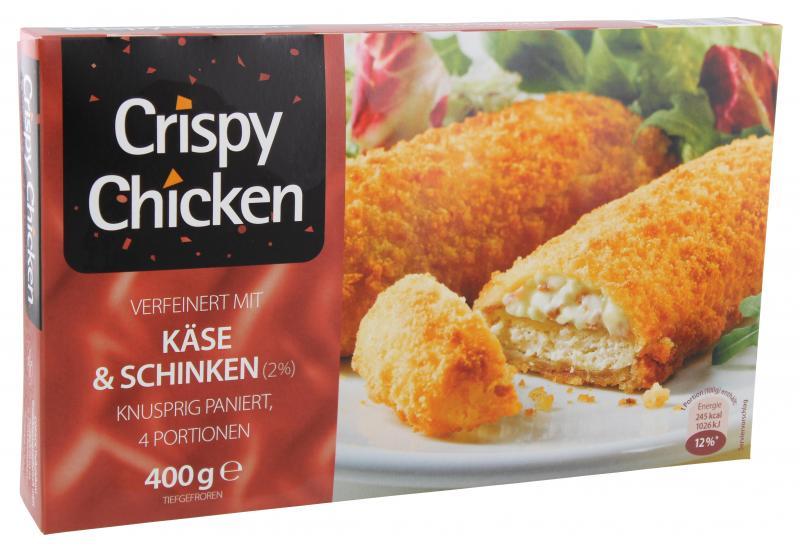 Copack Crispy Chicken Käse & Schinken
