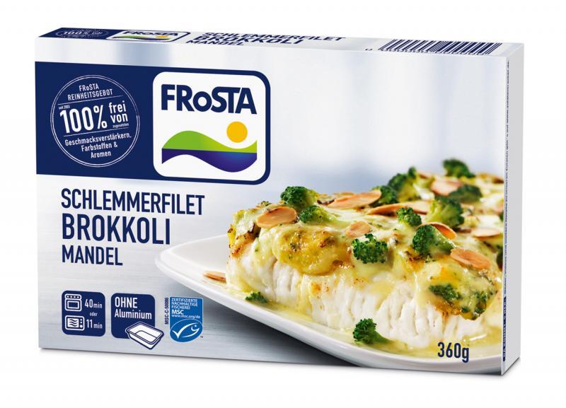 Frosta Schlemmerfilet Brokkoli Mandel