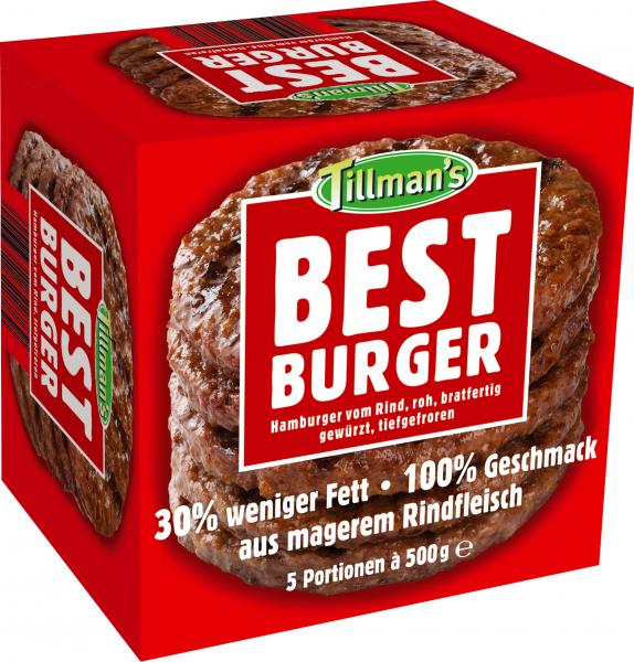 Tillman's Best Burger Rind