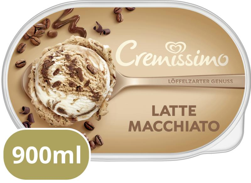 Cremissimo Latte Macchiato Eis
