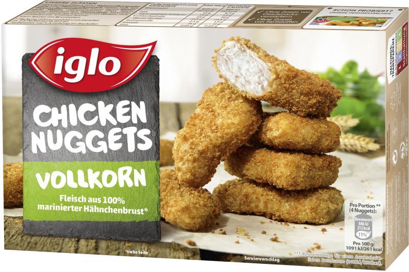 Iglo Vollkorn Chicken Nuggets