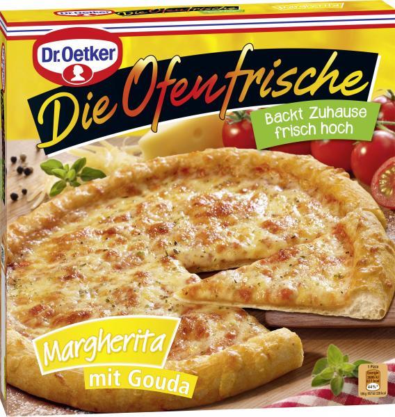 Dr. Oetker Die Ofenfrische Pizza Margherita