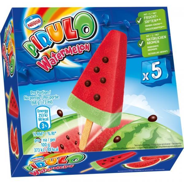 Nestlé Schöller Eis Pirulo Watermelon