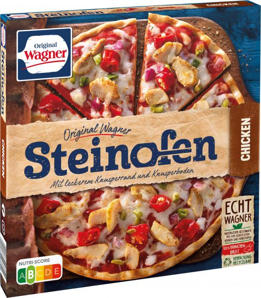 Original Wagner Steinofen Pizza Chicken