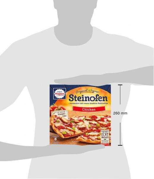 Original Wagner Steinofen Pizza Chicken