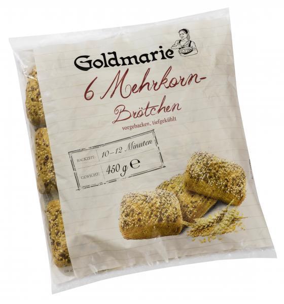 Goldmarie Mehrkornbrötchen