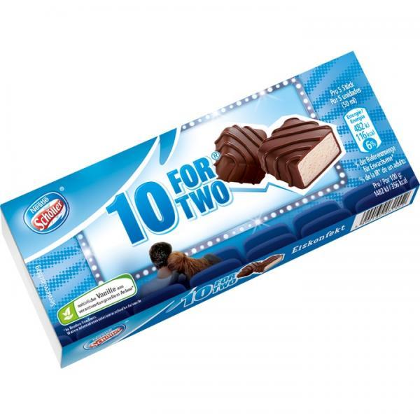 Nestlé Schöller Eis 10 for Two Kleineis