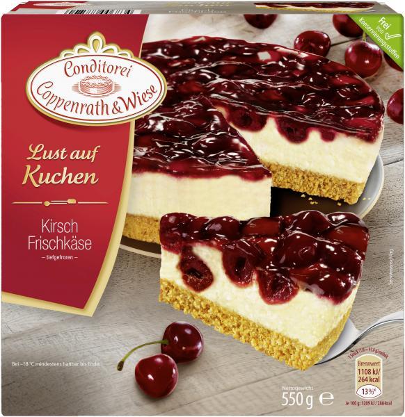 Coppenrath Wiese Lust Auf Kuchen Kirsch Frischkase Online Kaufen