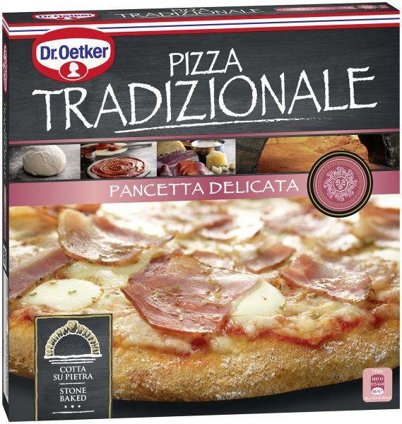 Dr. Oetker Pizza Tradizionale Pancetta Delicata