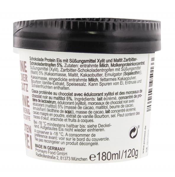 Protami Premium Protein Eis Chocolate Chip