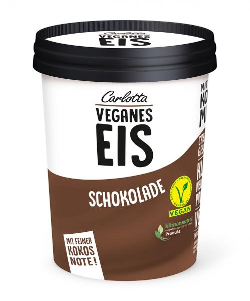 Carlotta Veganes Eis Schokolade