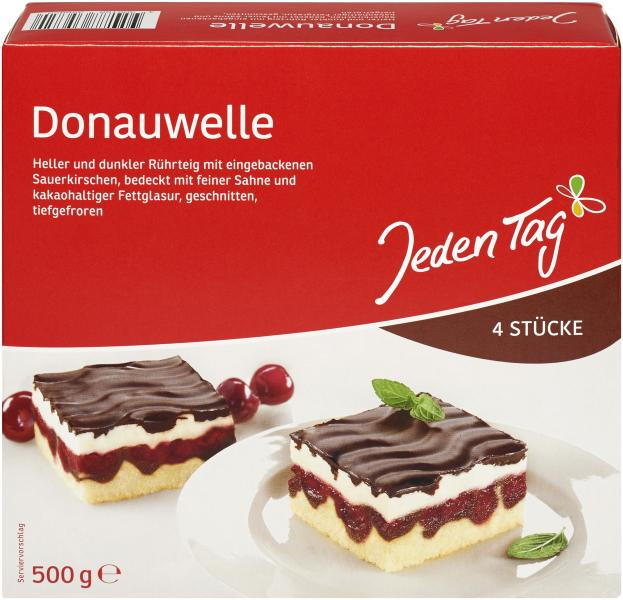 Jeden Tag Donauwelle