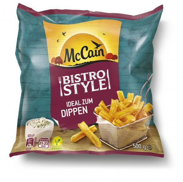 McCain Bistro Style Pommes Frites