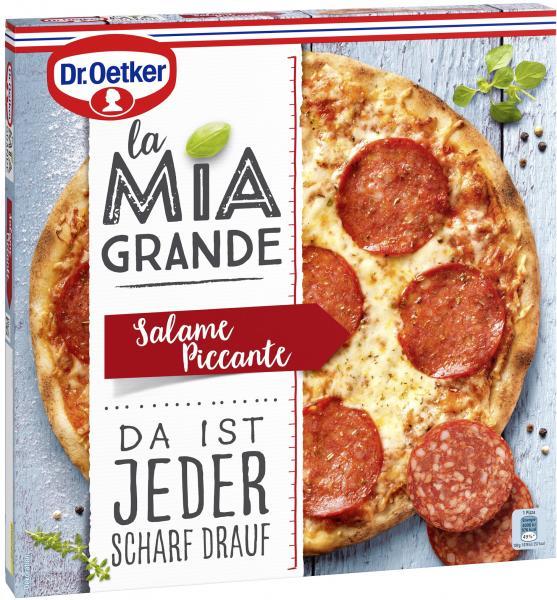 Dr. Oetker La Mia Grande Pizza Salame Piccante