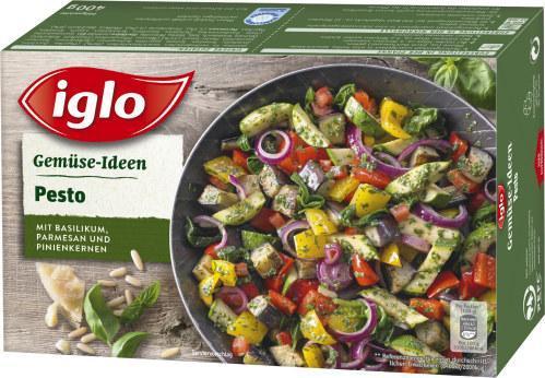 Iglo Gemüse-Ideen Pesto
