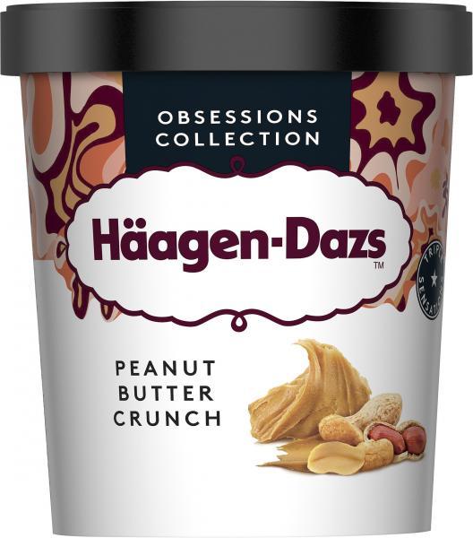 Häagen-Dazs Eiscreme Peanut Butter Crunch
