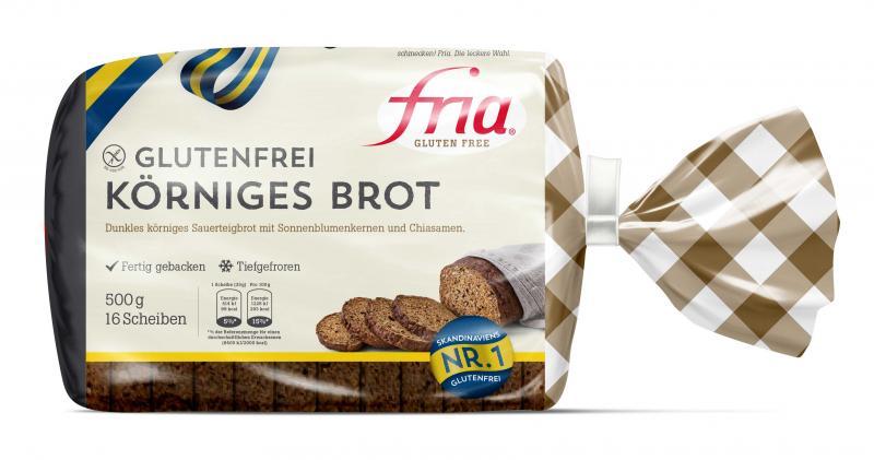 Fria Körniges Brot