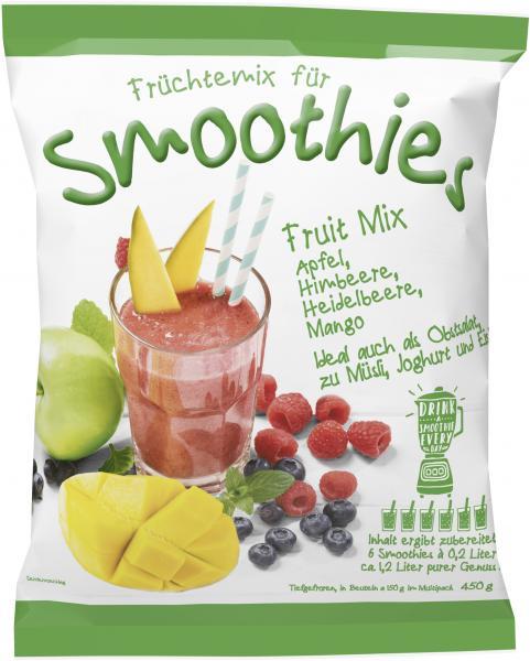 Jütro Früchtemix für Smoothies Fruit Mix