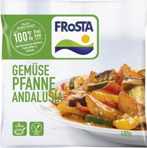 Frosta Gemüse Pfanne Andalusia