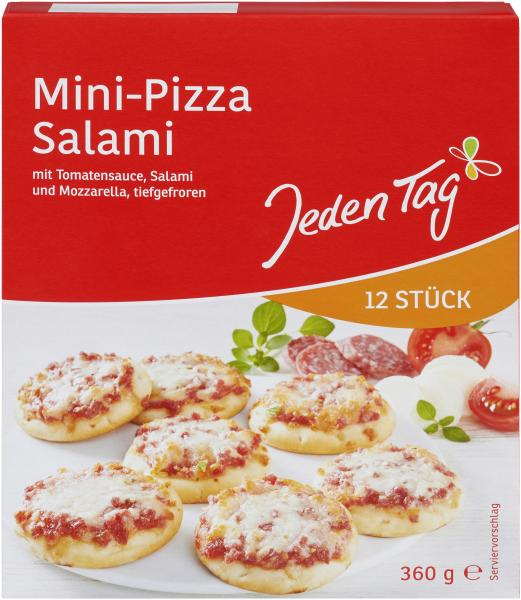 Jeden Tag Mini-Pizza Salami