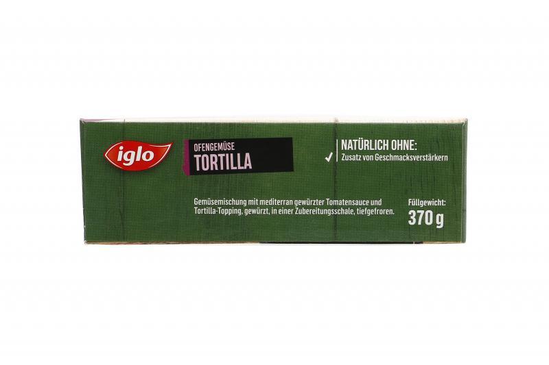 Iglo Veggie Love Ofengemüse Tortilla