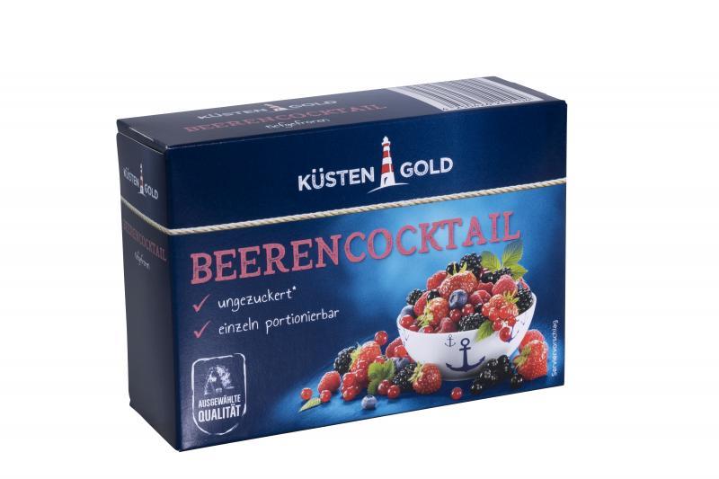 Küstengold Beerencocktail