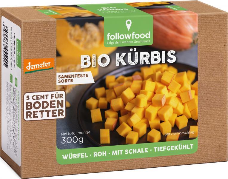 Followfood Bio Kürbis Demeter