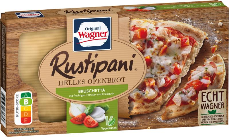 Original Wagner Rustipani Bruschetta