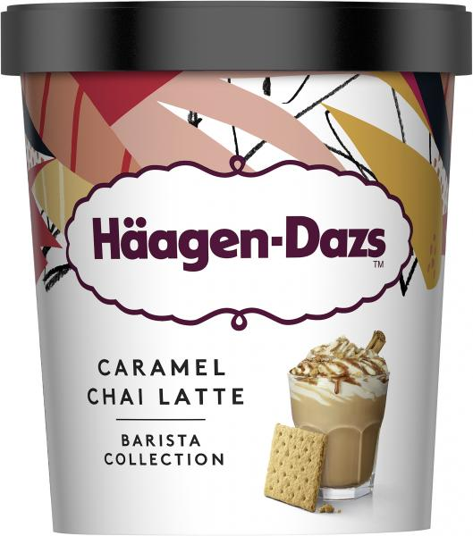 Häagen-Dazs Eiscreme Caramel Chai Latte