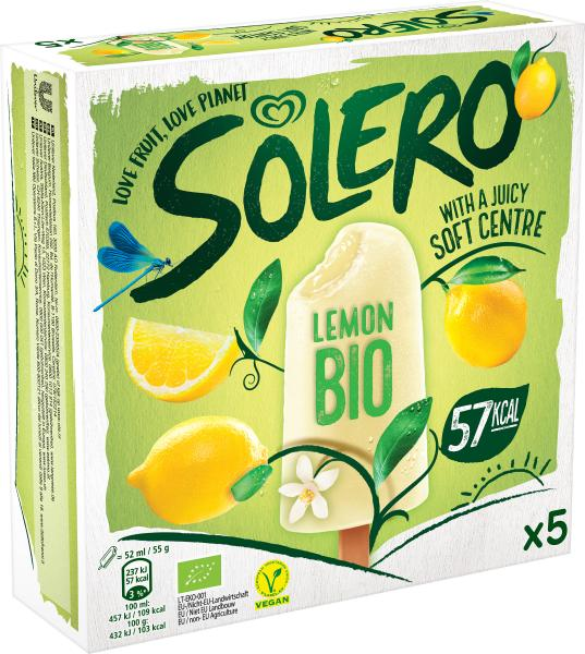 Solero Bio Lemon