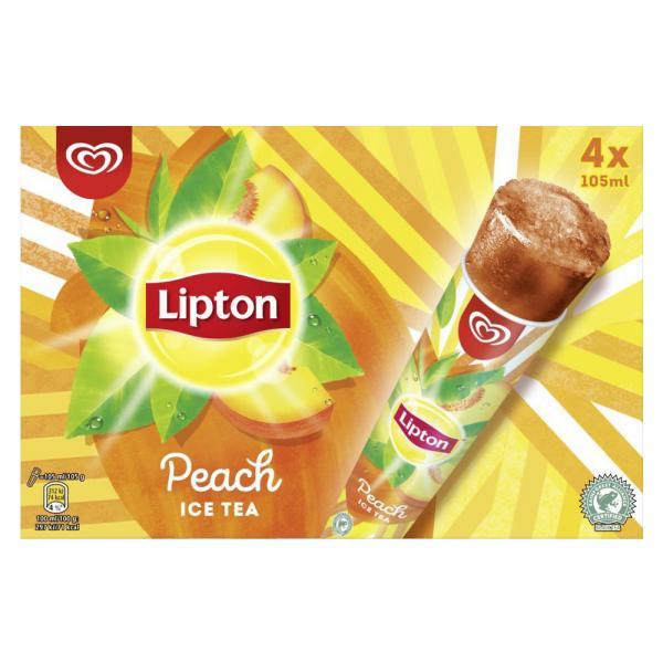 Langnese Lipton Ice Tea Peach Familienpackung