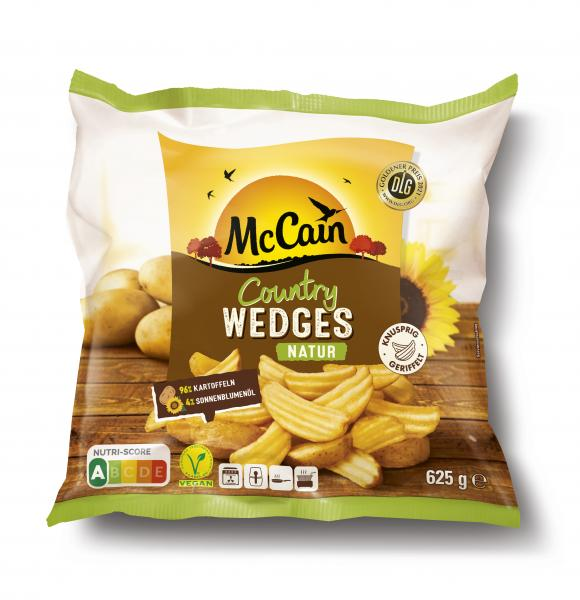 McCain Country Potatoes Natur