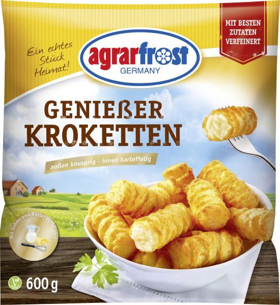 Agrarfrost Geniesser Kroketten