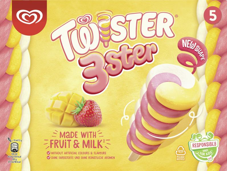 Langnese Twister 3ster