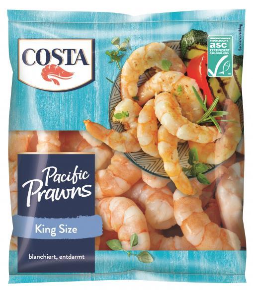 Costa Pacific Prawns King Size