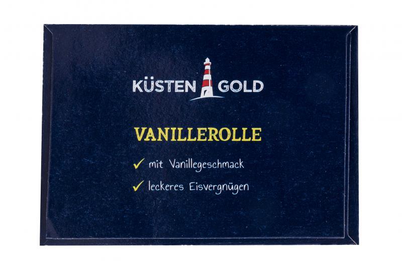 Küstengold Vanillerolle