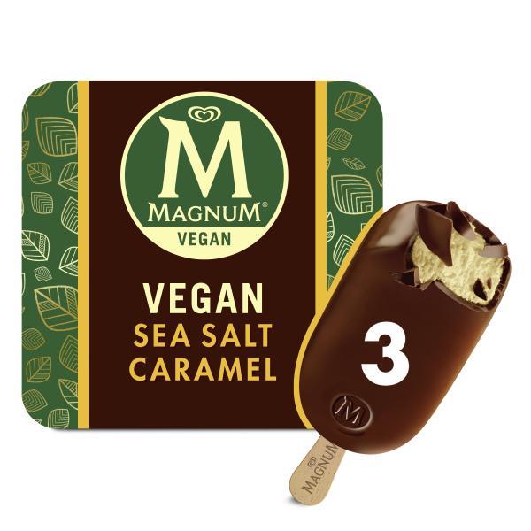 Magnum Vegan Sea Salt Caramel