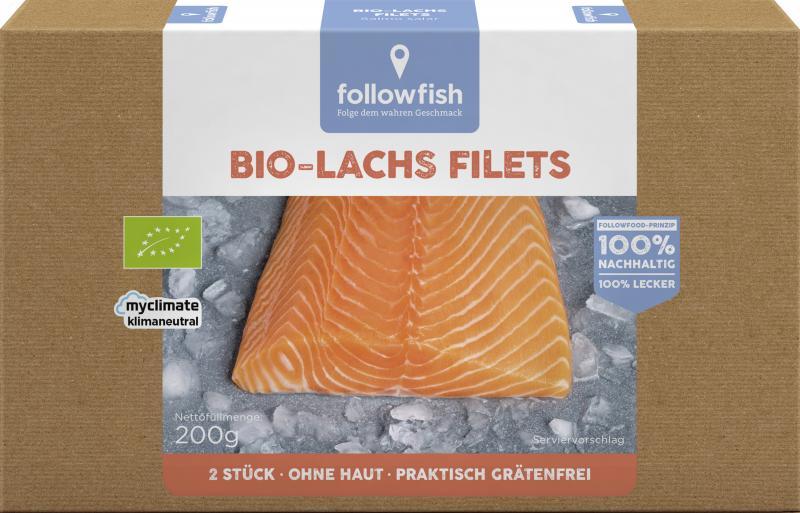 Followfish Bio Lachs-Filets