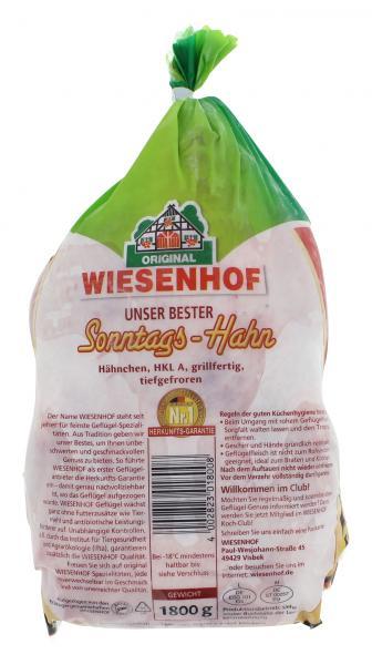 Wiesenhof Sonntags-Hahn