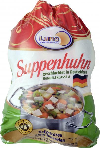 Luna Deutsches Suppenhuhn