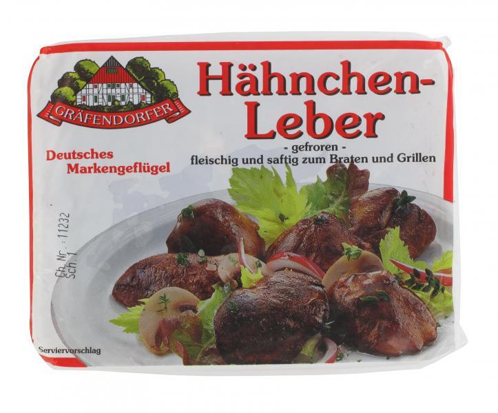 Gräfendorfer Hähnchen-Leber