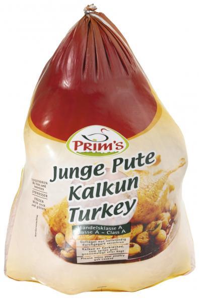 Prim's Junge Pute